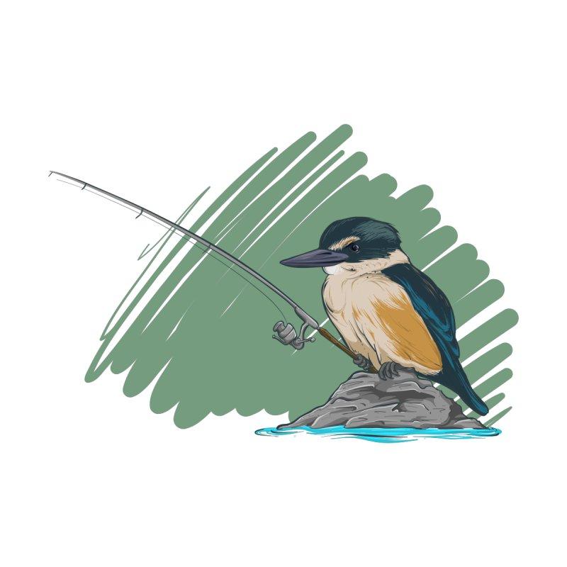 Kingfisher Men's T-Shirt by ChrisPatersonCanDraw's Artist Shop