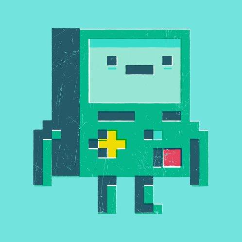 Design for Pixel boy