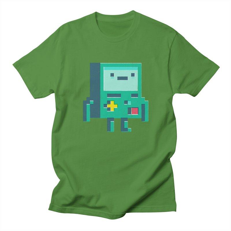Pixel boy Men's Regular T-Shirt by chrissayer's Artist Shop