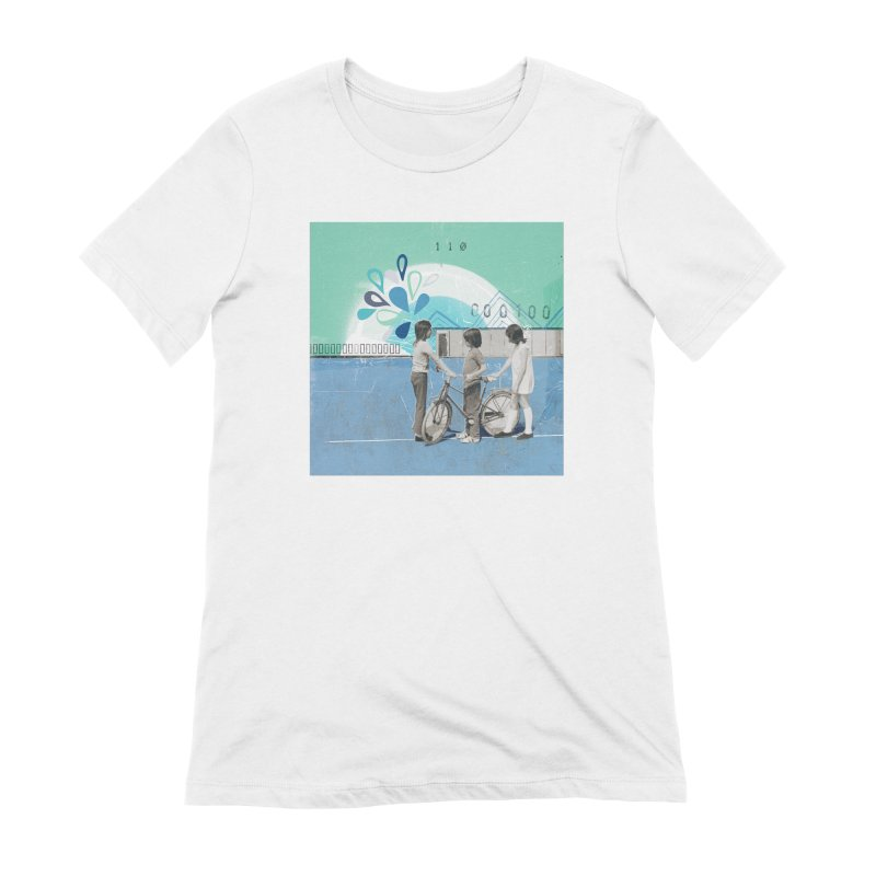 Play date (2018) Women's Extra Soft T-Shirt by chrissayer's Artist Shop