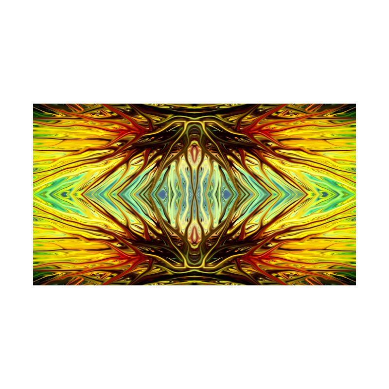 Firethorn II by Chris Sparks by Chris Sparks' Abstract Art Shop