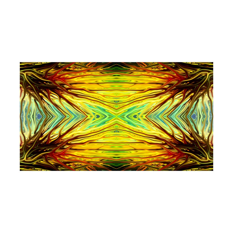 Firethorn IV by Chris Sparks by Chris Sparks' Abstract Art Shop