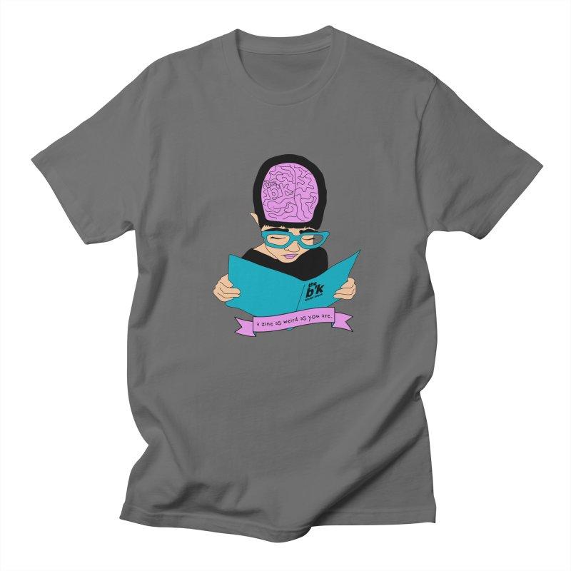 Cream Zine As Weird As You Are Men's T-Shirt by Chris Talbot-Heindls' Artist Shop
