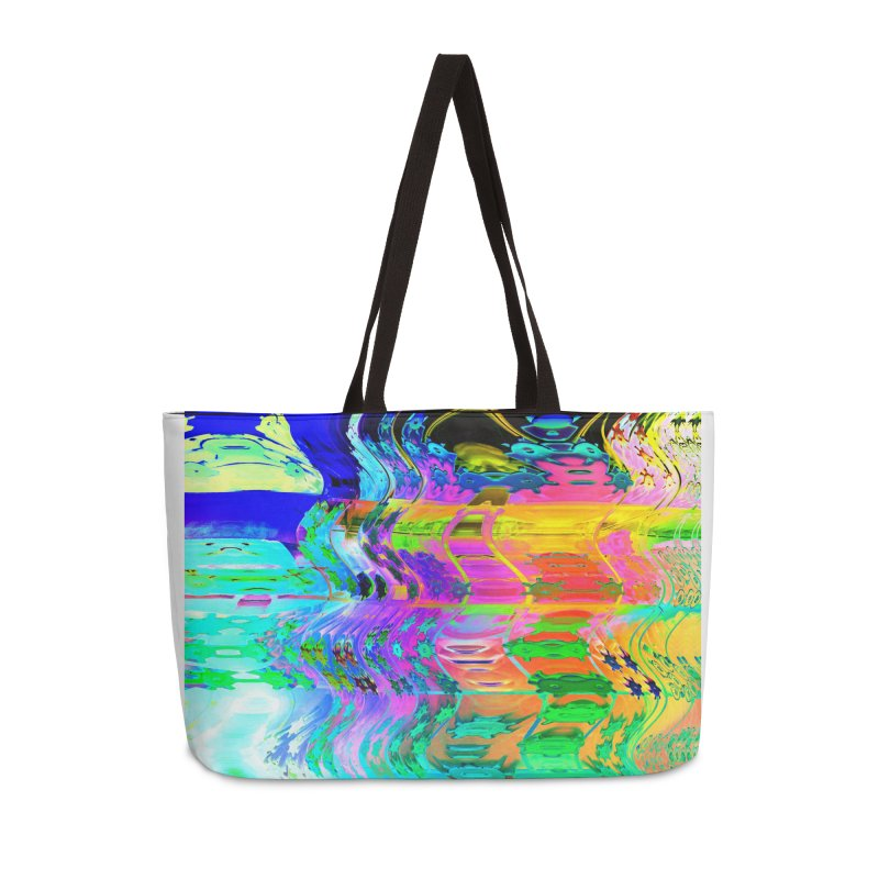 color mood in Weekender Bag by Christian Rutz's Artist Shop