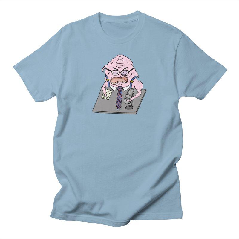 Larry Krang Men's T-shirt by Christinah