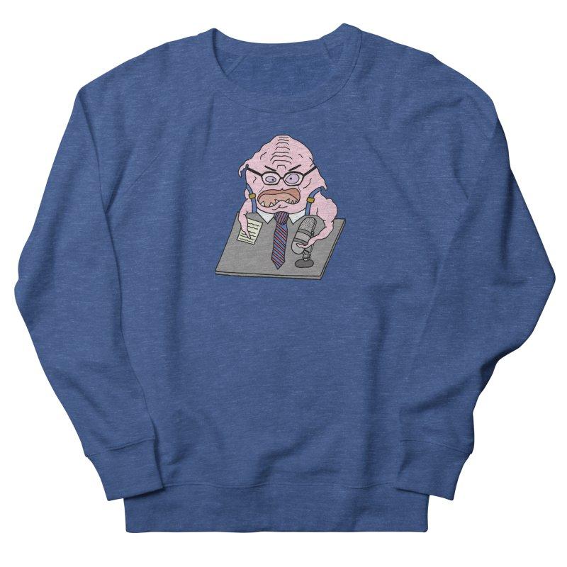 Larry Krang Men's Sweatshirt by Christinah