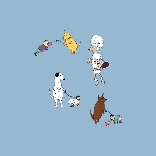 image for It's a Dog's World