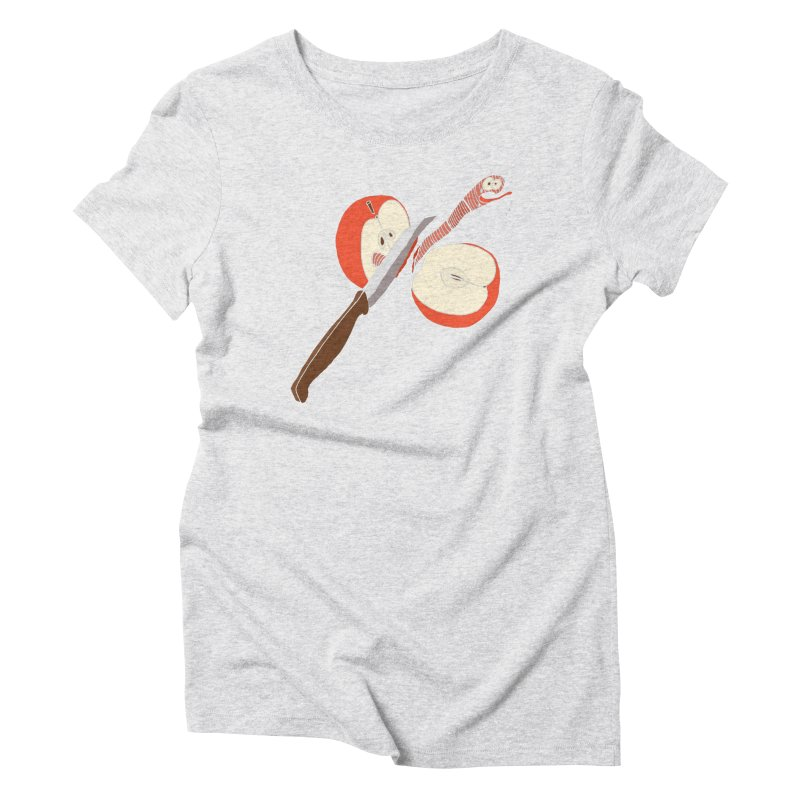 Don't worry I'll regenerate Women's Triblend T-Shirt by Christinah