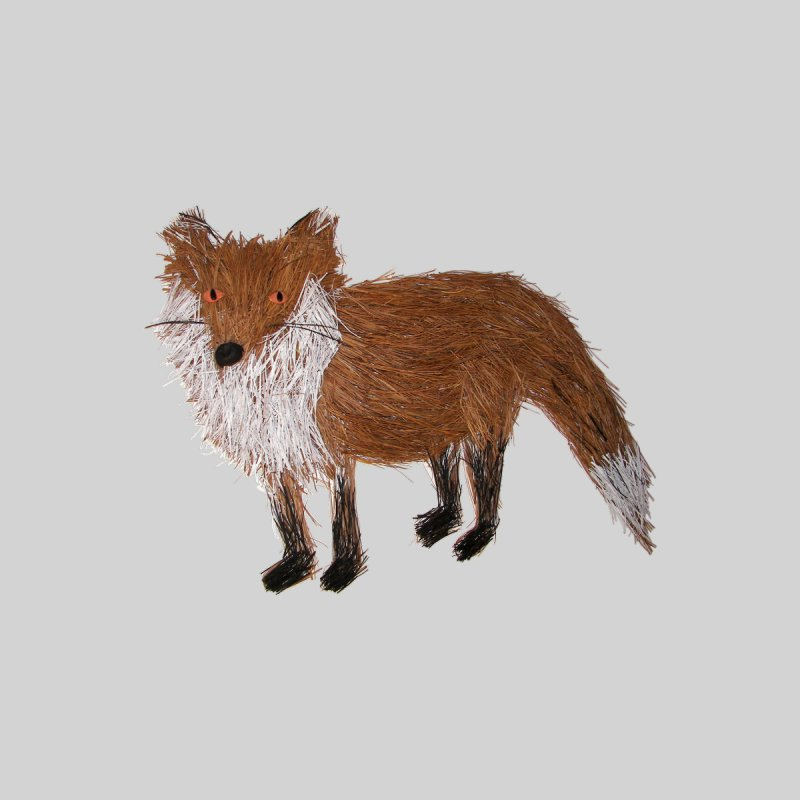 Mr. Pine Needle Fox by Christinah