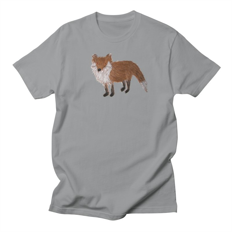 Mr. Pine Needle Fox   by Christinah
