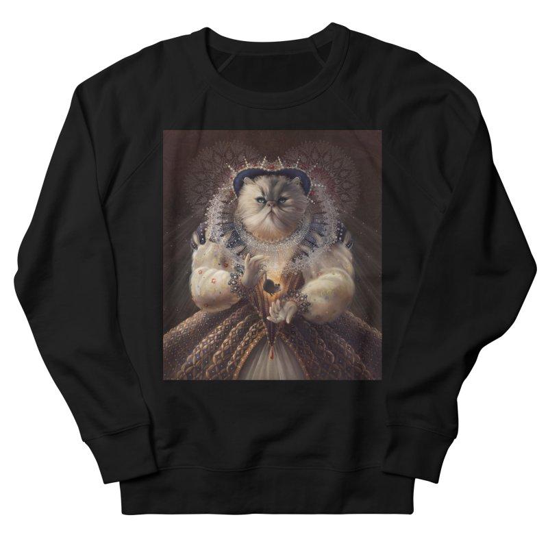 Queen Elhissabeth Women's Sweatshirt by christinahess's Artist Shop