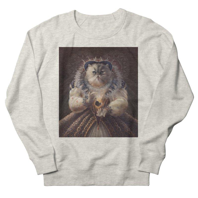 Queen Elhissabeth Men's Sweatshirt by christinahess's Artist Shop