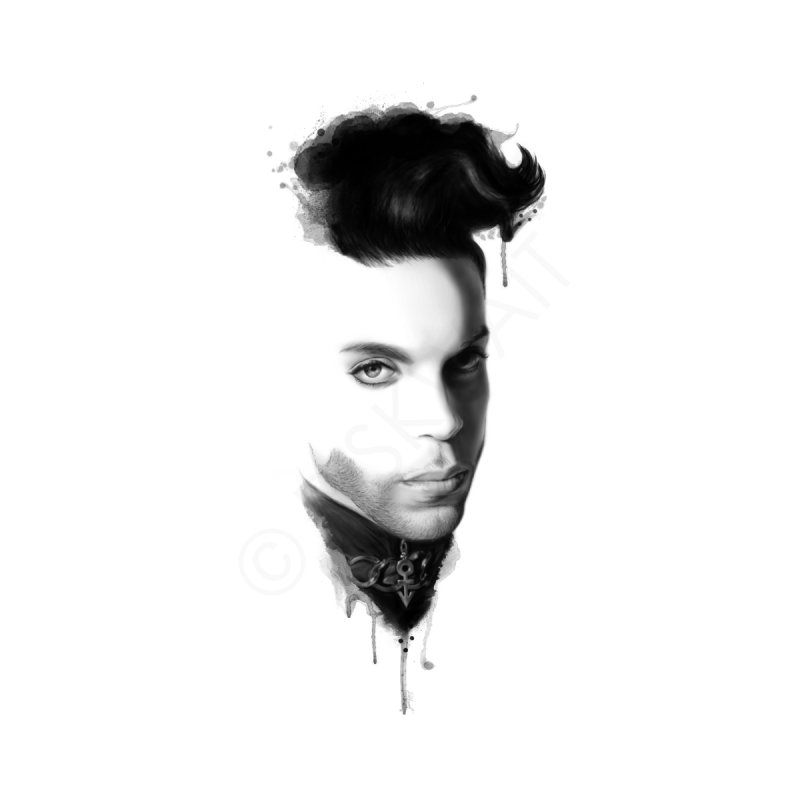 Prince • The Beautiful Ones by christopheart