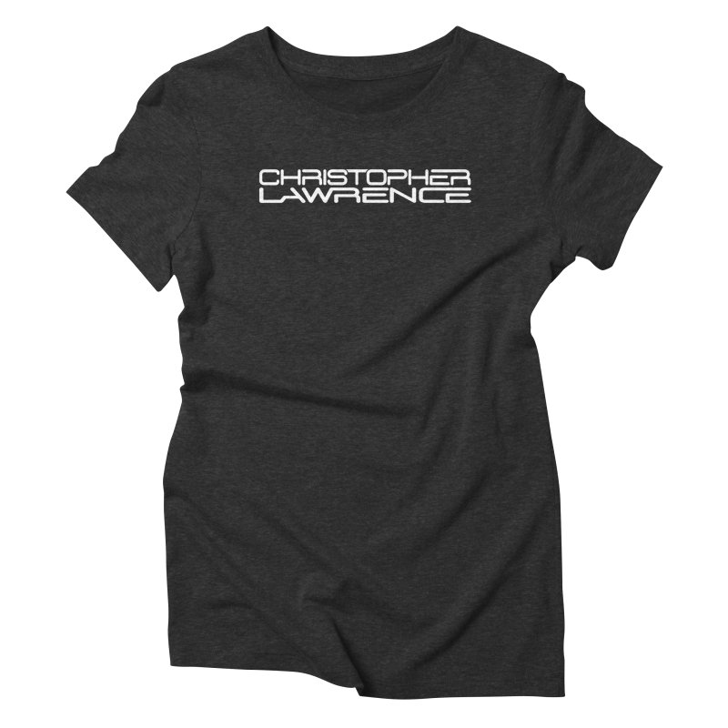 Christopher Lawrence Women's Triblend T-shirt by Christopher Lawrence
