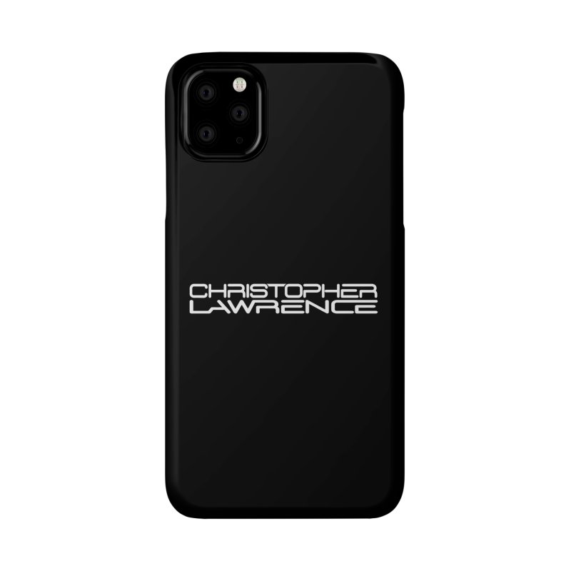 Christopher Lawrence Accessories Phone Case by Christopher Lawrence
