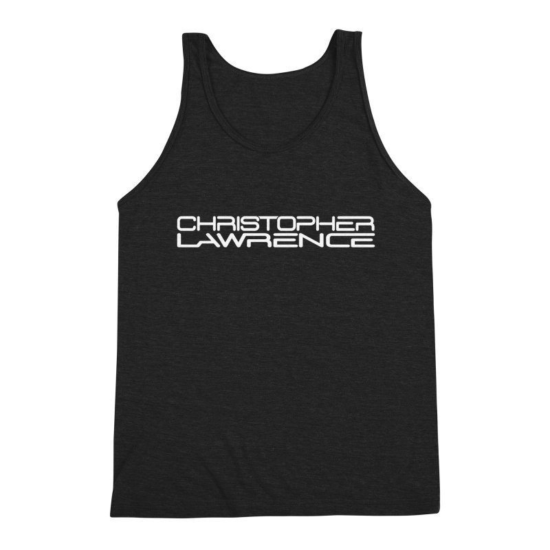 Christopher Lawrence Men's Triblend Tank by Christopher Lawrence
