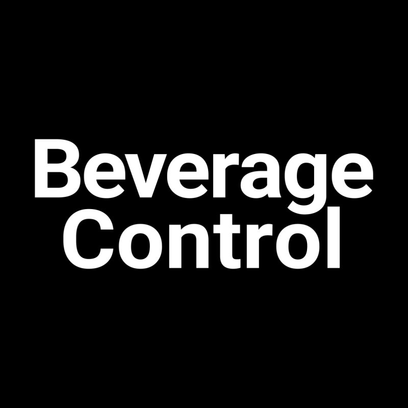 Beverage Control Accessories Sticker by Christy Claymore Shop