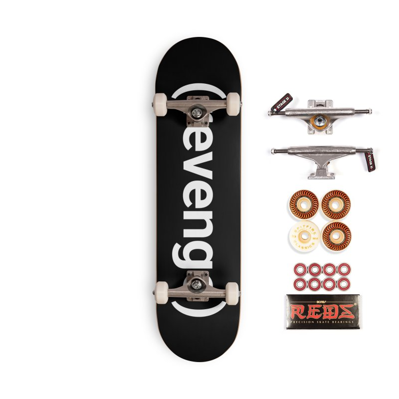(revenge) Accessories Skateboard by Christy Claymore Shop