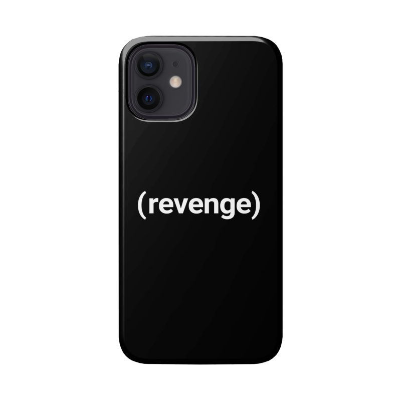 (revenge) Accessories Phone Case by Christy Claymore Shop