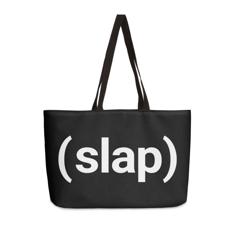 (slap) Accessories Bag by Christy Claymore Shop