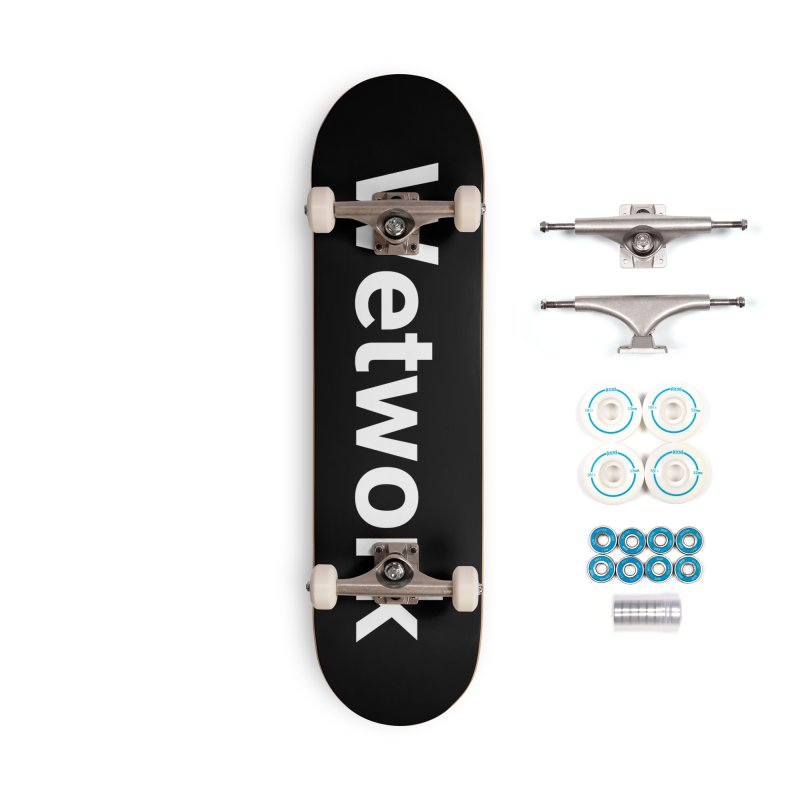 Wetwork Accessories Skateboard by Christy Claymore Shop
