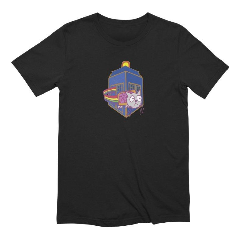 Rainbow Machine Men's T-Shirt by CHRIS VIG'S SHIRTSTUFFS