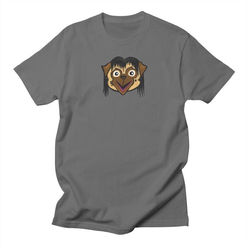 Momo Pug Men's T-Shirt by CHRIS VIG'S SHIRTSTUFFS