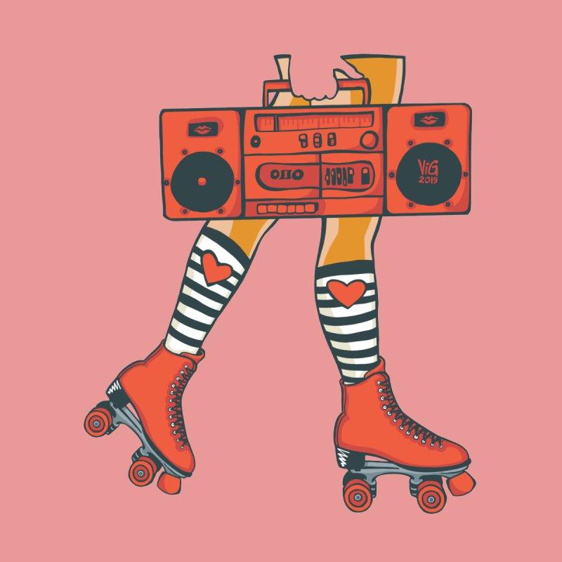 Boom Box by CHRIS VIG'S SHIRTSTUFFS