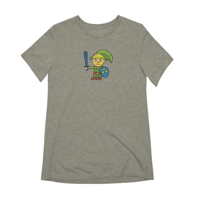 Adventure Awaits Women's Extra Soft T-Shirt by CHRIS VIG'S SHIRTSTUFFS
