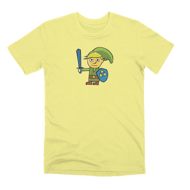 Adventure Awaits Men's Premium T-Shirt by CHRIS VIG'S SHIRTSTUFFS