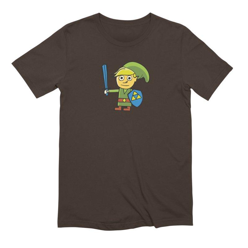 Adventure Awaits Men's Extra Soft T-Shirt by CHRIS VIG'S SHIRTSTUFFS