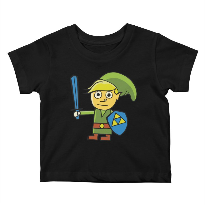 Adventure Awaits Kids Baby T-Shirt by CHRIS VIG'S SHIRTSTUFFS