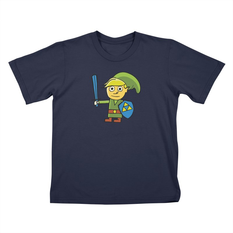 Adventure Awaits Kids T-Shirt by CHRIS VIG'S SHIRTSTUFFS