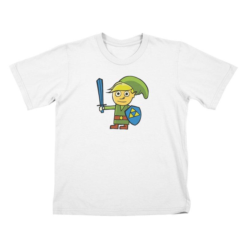 Adventure Awaits Kids T-Shirt by CHRIS VIG'S SHIRTSTUFFS