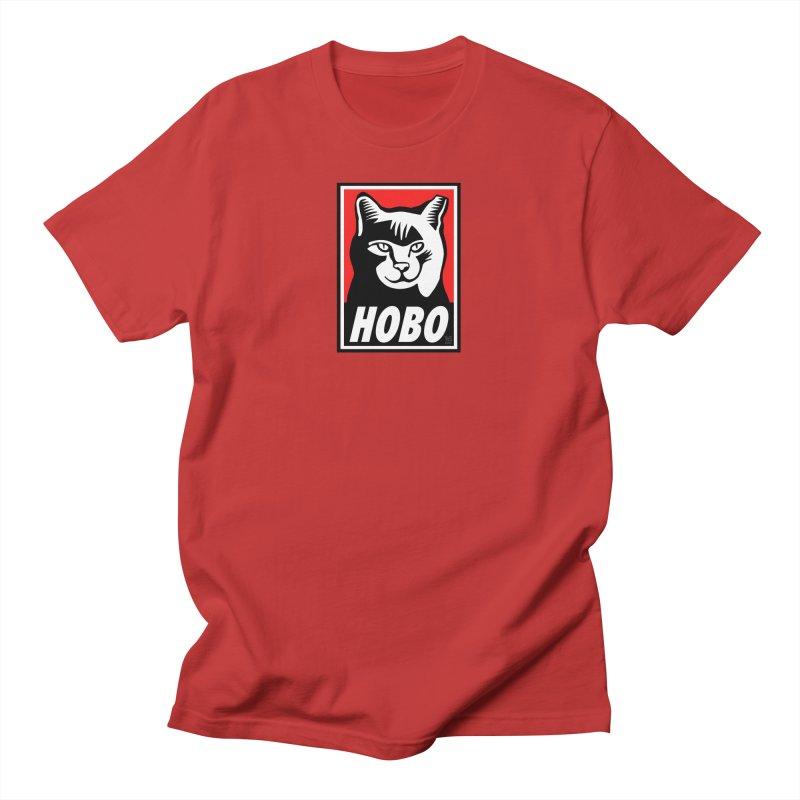 Hobo Harry Women's T-Shirt by CHRIS VIG'S SHIRTSTUFFS