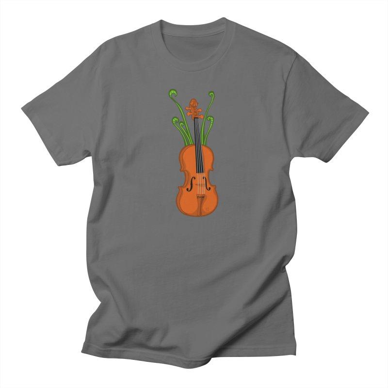 Fiddleheads Women's T-Shirt by CHRIS VIG'S SHIRTSTUFFS