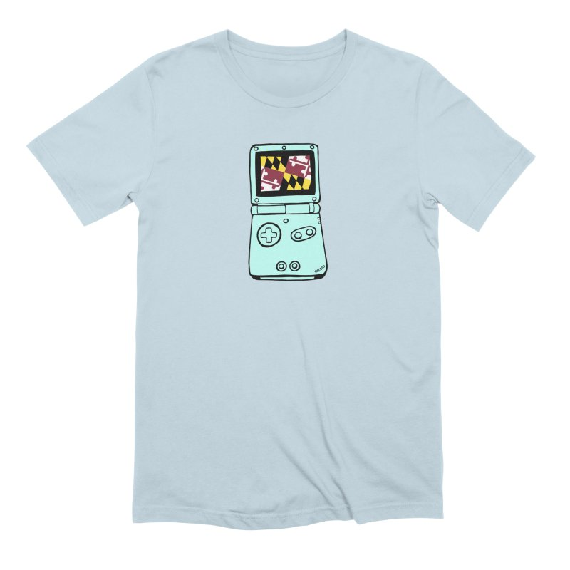 Marylantendo Gaithersboy Advance SP Men's Extra Soft T-Shirt by CHRIS VIG'S SHIRTSTUFFS