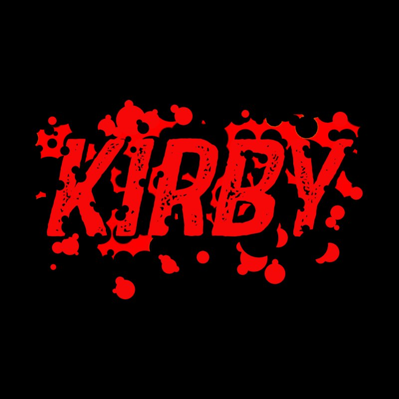 Kirby! Men's T-Shirt by Chris Williams' Artist Shop