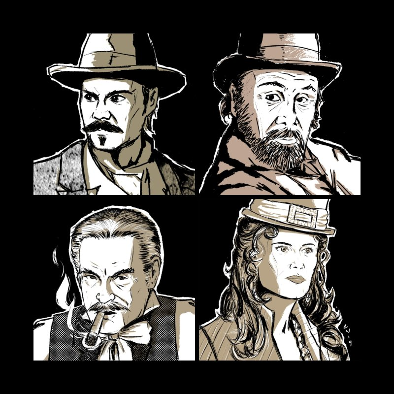 Deadwood, Part One by Chris Williams' Artist Shop