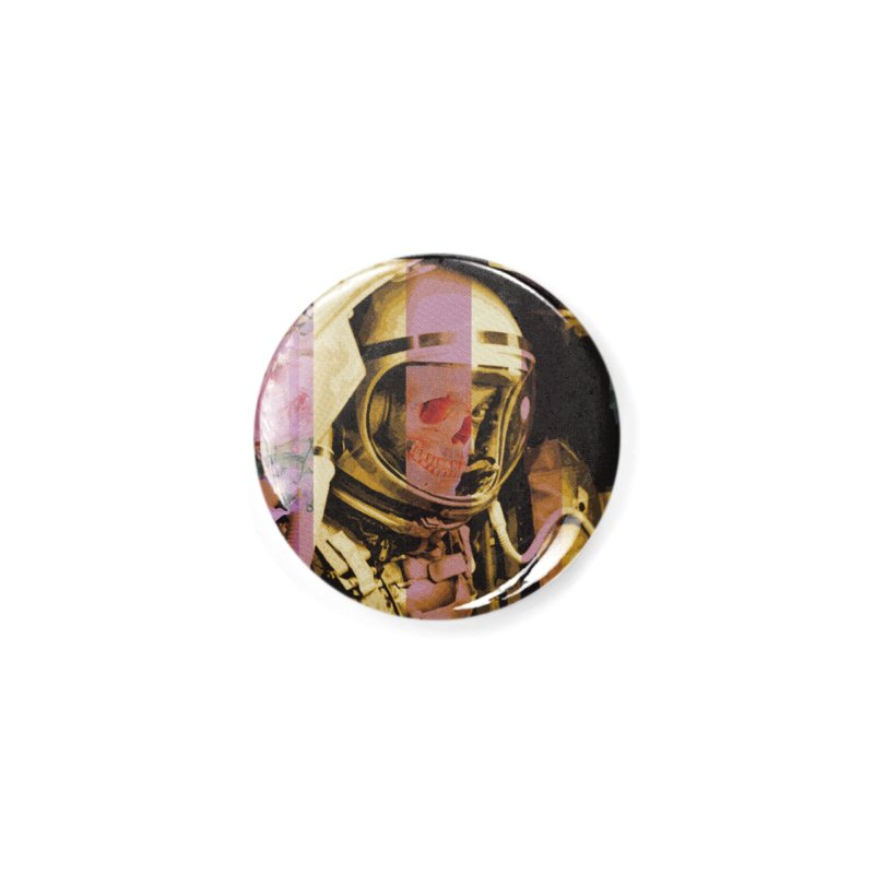 New Year, New You Accessories Button by Chris Williams' Artist Shop