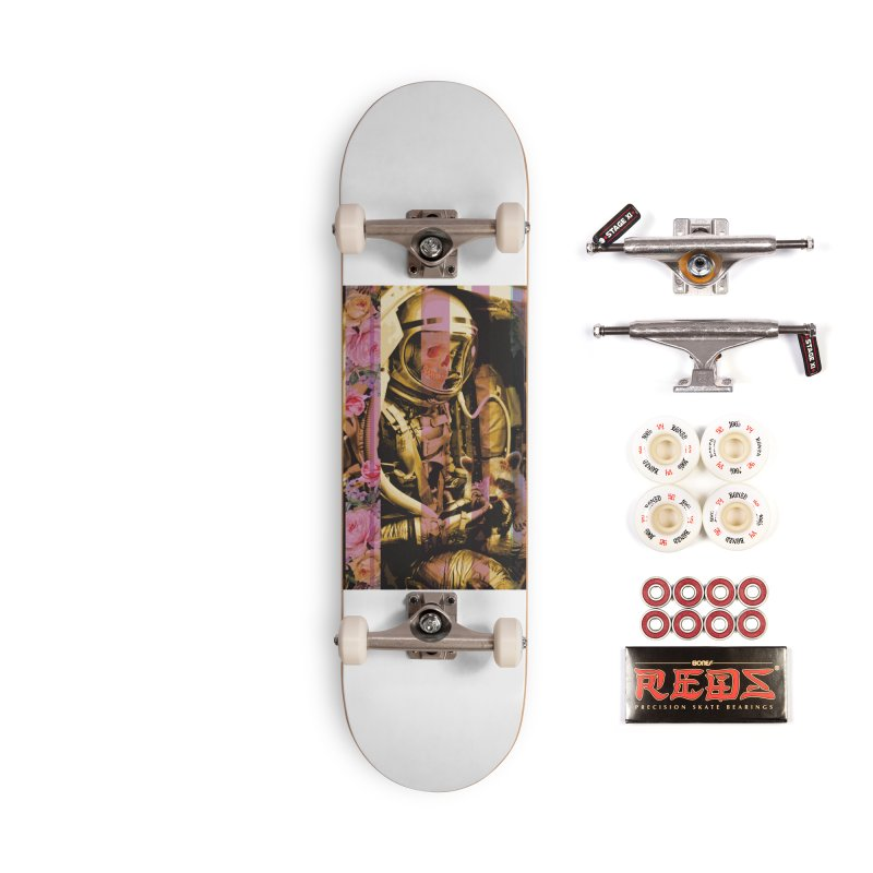New Year, New You Accessories Complete - Pro Skateboard by Chris Williams' Artist Shop