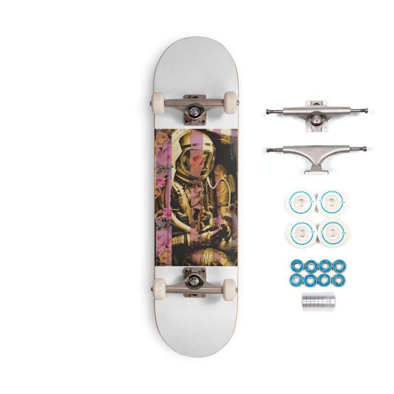 New Year, New You Accessories Complete - Basic Skateboard by Chris Williams' Artist Shop