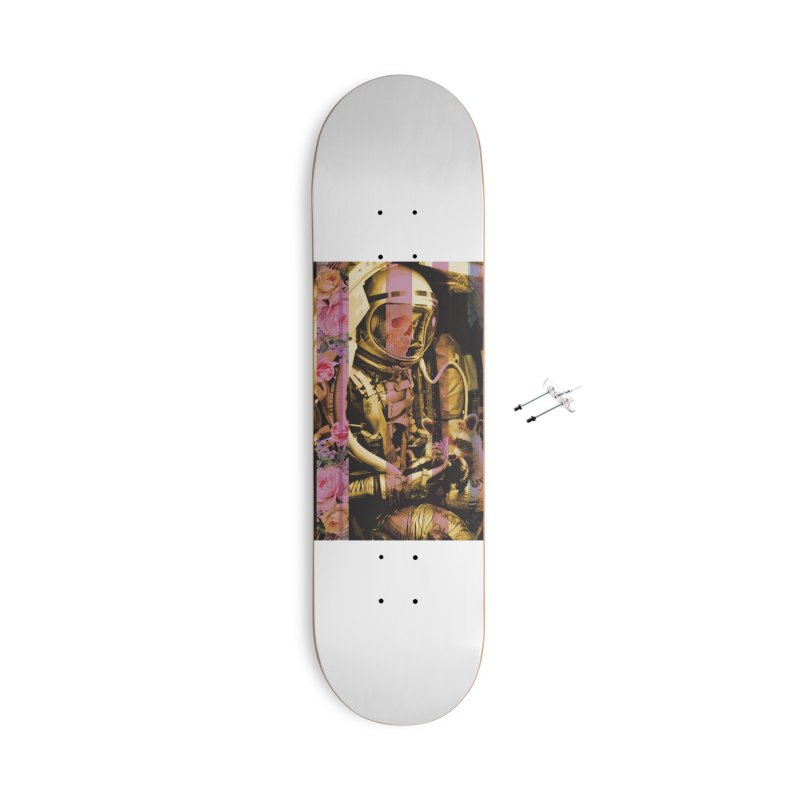 New Year, New You Accessories With Hanging Hardware Skateboard by Chris Williams' Artist Shop