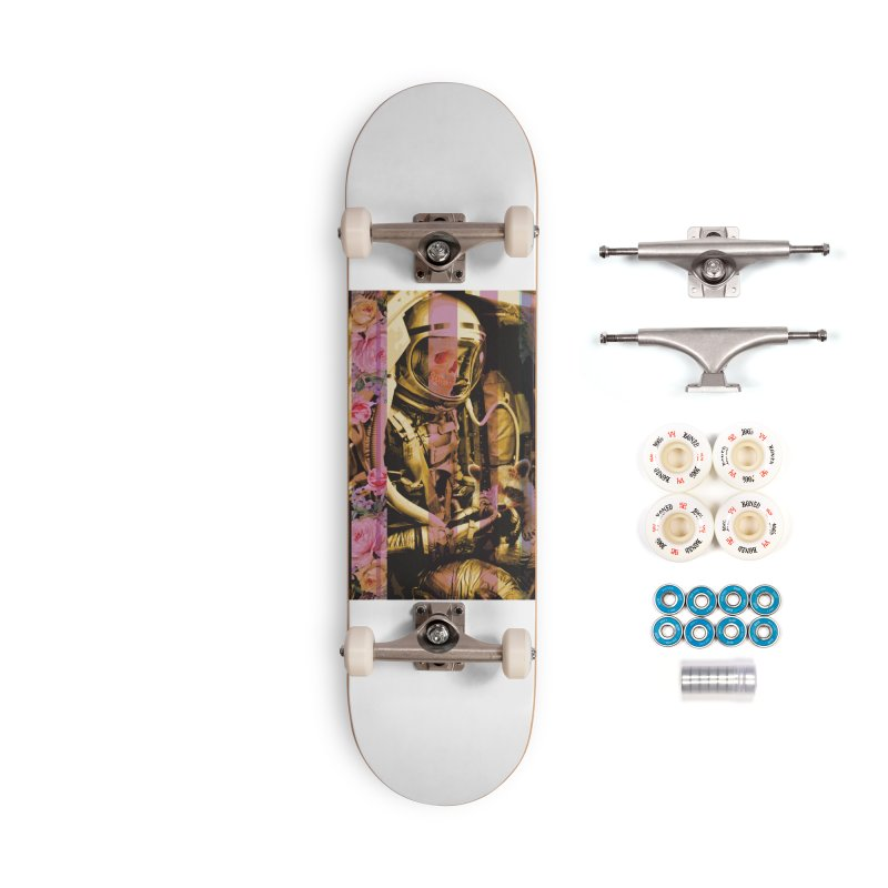 New Year, New You Accessories Complete - Premium Skateboard by Chris Williams' Artist Shop