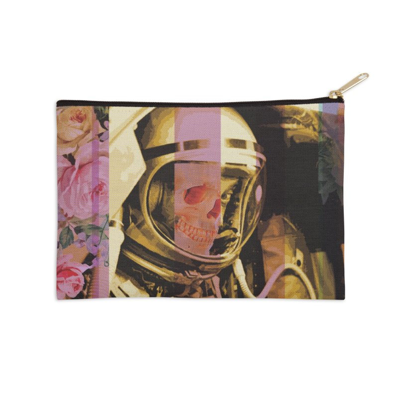 New Year, New You Accessories Zip Pouch by Chris Williams' Artist Shop