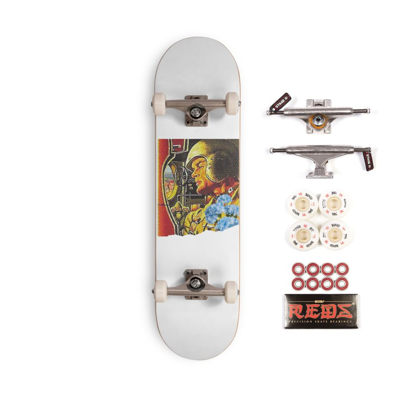 Gone and Fogotten Accessories Complete - Pro Skateboard by Chris Williams' Artist Shop