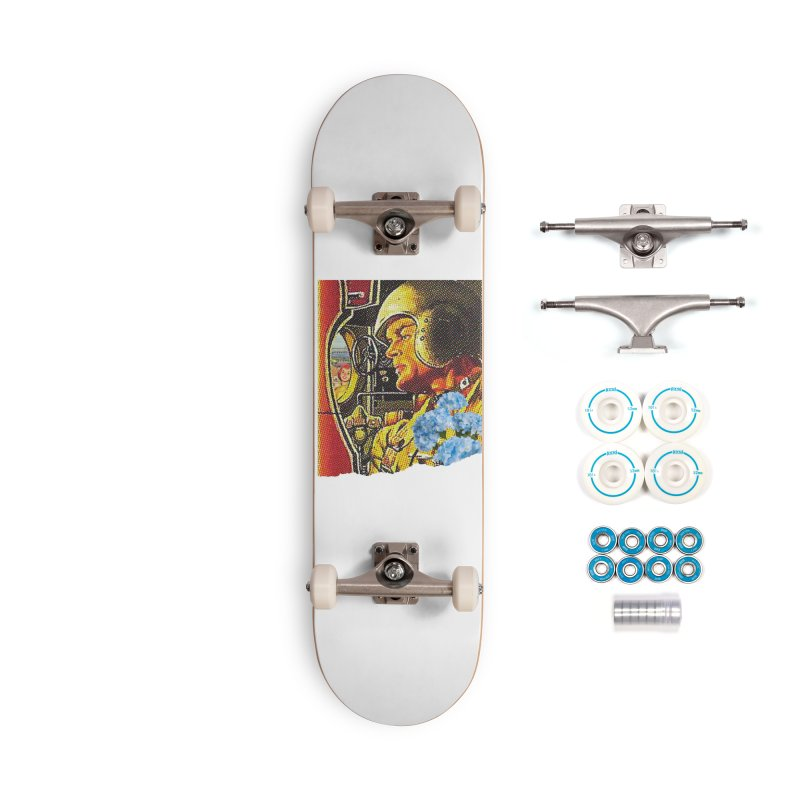 Gone and Fogotten Accessories Complete - Basic Skateboard by Chris Williams' Artist Shop