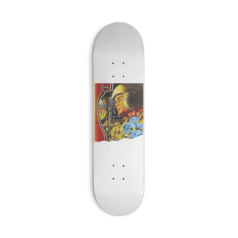 Gone and Fogotten Accessories Deck Only Skateboard by Chris Williams' Artist Shop
