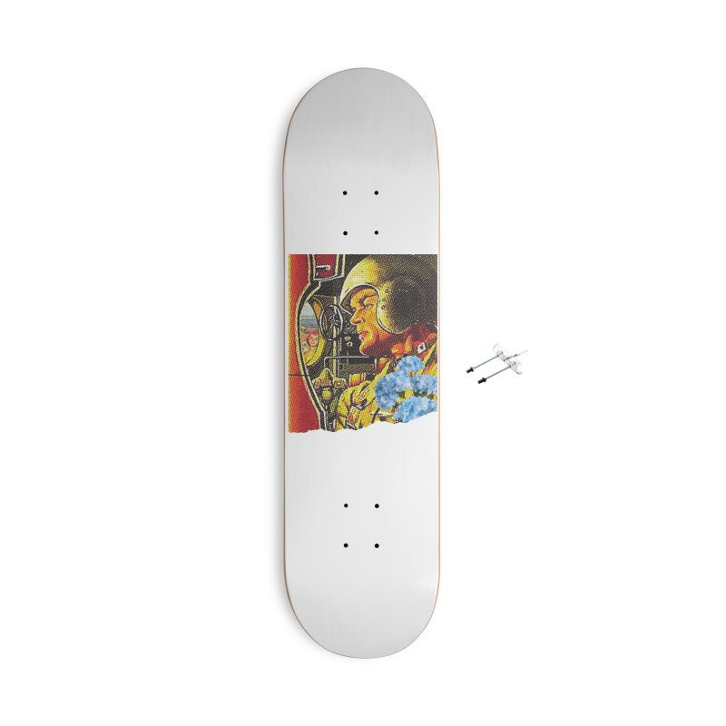 Gone and Fogotten Accessories Skateboard by Chris Williams' Artist Shop