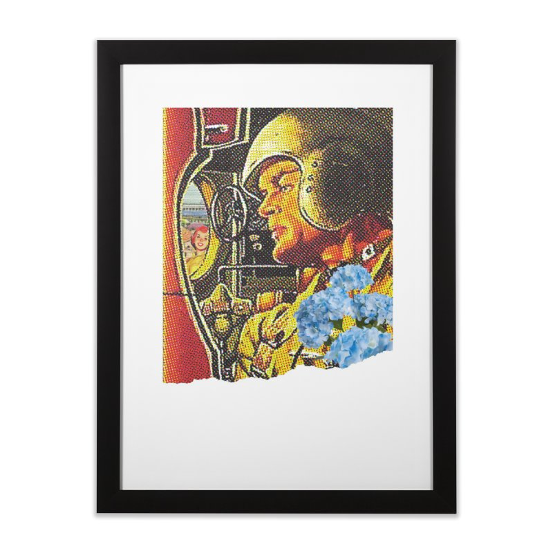 Gone and Fogotten Home Framed Fine Art Print by Chris Williams' Artist Shop